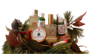 santa scents products